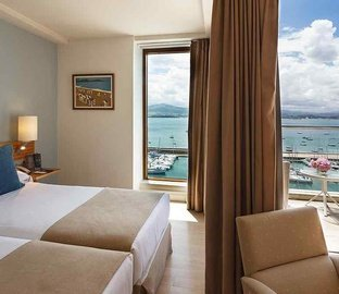 Executive Room  Vincci Puertochico Santander